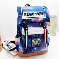 Free Shipping Vintage 2014 HARAJUKU backpack girls male general laptop bag popular preppy style student school bag