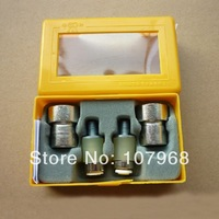 Wholesale:2 Sets/Lot High Quality KAM XT501 (1 set )+XT502 (1 set ) Button Mold Fits DK-93 Snap Manual Machine (Hand Press)