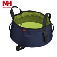 Outdoor Picnic Camping Folding Bucket Washing Fishing Household Multifunctional  Portable Storage Basin Free Shipping