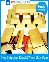 Formas De Silicone Solid 1pc+ free Shipping Bullion Door Stop Heavyweight 1kg Bar Doorstop/1 Kilo Replica Paperweight Doorstop