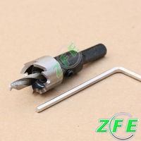 1Pc  12mm  Hole Saw Tool Iron Cutting HSS Twist Drill Bit