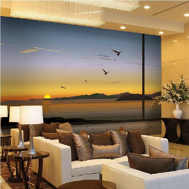 Gro handel 3d wallpaper tv hintergrund kaufe 3d wallpaper for 3d tapete ka che