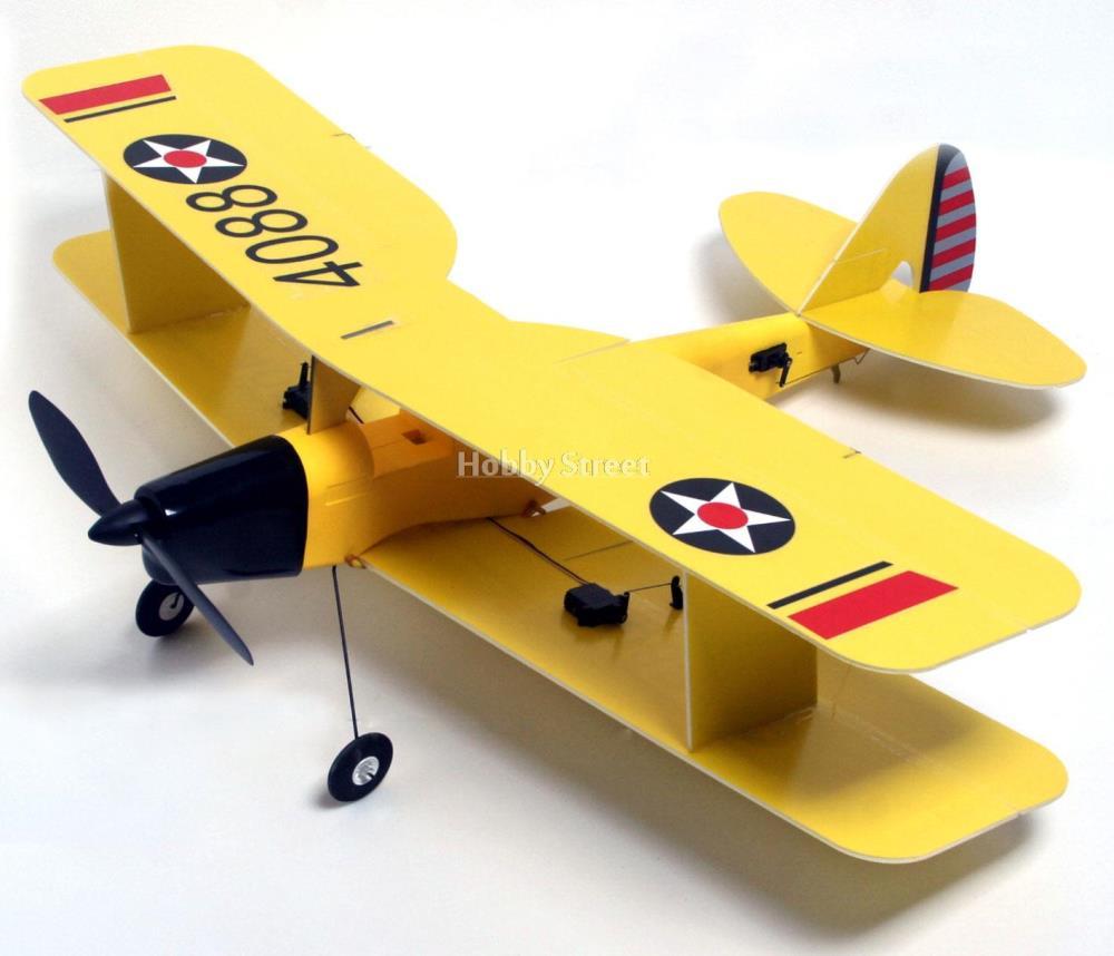 Tiger Moth EPS 800mm 4ch RTF Brush version 370 Motor RC model airplane Warbird full set wholesale price DropShip Toy plane(China (Mainland))