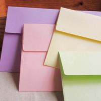 Scrapbooking Paper Envelopes   Envelope Color Envelopes 6 Colors 17.5*12.5 cm