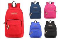 Lovely Solid Small Women Backpack Men Mochila Female Casual Backpack Children School Bag Laptop Backpacks for Computer Wholesale