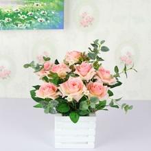 wholesale artificial flowers rose