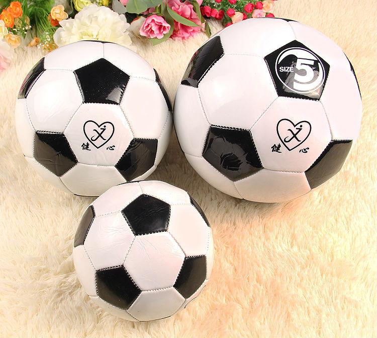 PU Soft Soccer Ball, Outdoor Sports Toy, Kids Stuffed Training Ball, Free Shipping(China (Mainland))