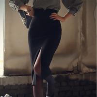 Free Shipping Women 2014 new arrival Elegant slim hip a-line skirts,Plus size pencil skirt  XS S M L XL XXL XXXL