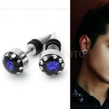 cheap earrings blue