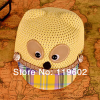 Children cap, children's beard, riding hat, peaked cap, adorable baby hat, sunbonnet, male girl hat! Free shipping!