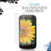 For zte   u970 film v970 u930 hd protective film membrane n970 high permeability membrane mobile phone film
