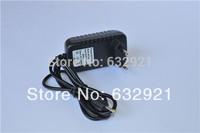 1pcs free shipping  12V 2A EU Wall Charger Power Adapter