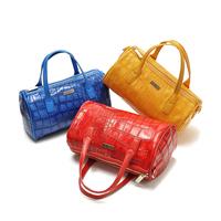 h&m similar style keith fashion bucket handbag stone pattern one shoulder women handbag genuine leather