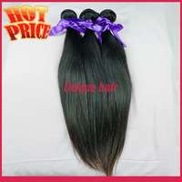 Malaysian Virgin Hair Silk Straight One bundle Grade 5A Queen Hair Products Unique Hair Free Shipping