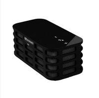 FreeShipping+High Quanlity Portable Mini Wireless Bluetooth Stereo Speaker with Built-in Battery and good bass