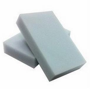 50pcs/lot 100x60x10mm Wholesale Best Gray Magic Sponge Eraser Melamine Sponge Stronge Cleaner,multi functionCleaning Free Ship(China (Mainland))