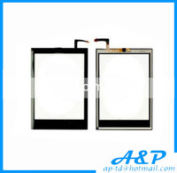 100%original For HTC TOUCH 2 T3333 Touch Screen Glass Replacement Digitizer Lens Free Shipping