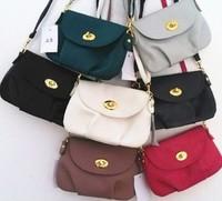 wholesale Korea The new 2014 summer Retro  mini dumplings handbag  Women's  shoulder bag messenger bag Free shipping  B009