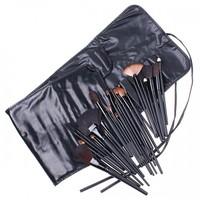 Cosmetics makeup brush set makeup brushes hair brush 32 wool cosmetic brush set cosmetic brush tools full set cosmetic brush