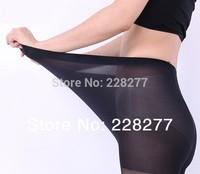5 Pairs Big size 15D Sexy Full Foot Women's Long Stockings thin Semi Sheer Tights Pantyhose Panties Wholesales Free Shipping