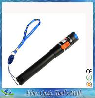 Free Shipping 18-20km Fiber Optic Tester Cable Fault Locator VFL 20mw Caneta Laser Visualizador De Falhas Fibra Optica