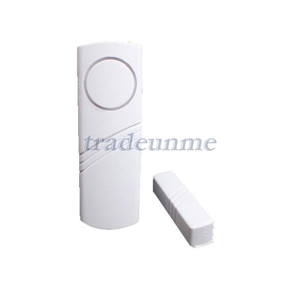 Free Shipping Hot Sale Longer Door Window Wireless Burglar Alarm System Safety Security Device Home(China (Mainland))