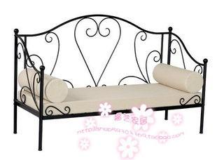 Online kopen wholesale ijzeren bank tafels uit china ijzeren bank tafels groothandel - Sofa smeedijzeren ...