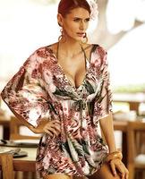 2014 New Fashion Sexy Lingerie Black&COffe Dress+G tsrig Set one size S8345 Sleepwear,Underwear ,Uniform ,Kimono Costume