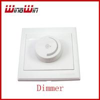 300W AC220V LED Dimmer Dimming Driver Brightness Controller For Dimmable Led Downlight Spotlight