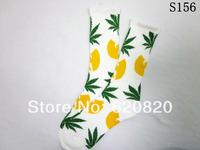 Freely 6 Pairs/lot  Diamond Socks ODD Future weeds Socks Men Sport sock Brand Cotton sock free size Supernova sale Mix order
