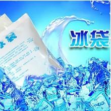 10pcs / lot frete grátis de alta qualidade 400ML Gel Gelo / Cooler Bag Para Armazenamento de Alimentos , Piquenique, Esporte Ice Bag(China (Mainland))