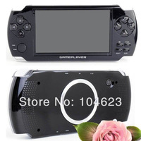 New 8G 4.3inch  MP5 Style Multimedia Game Player Camera Recorder FM MP3/MP4 Player
