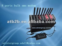 The Cheapest Cinterion MC35I MC39I Module GSM GPRS 8 Ports Modem pool with Modem Pool USB Interface 900/1800MHz