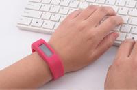 health bracelet bluetooth Smart Wristband Sports records pedometer Sleep monitoring Stopwatch  Tracking Health Fitness