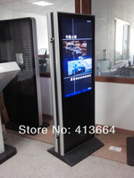 DHL FREE SHIPPING!! Network 42inch free standing electronic media player lcd ad display