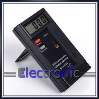Wholesale   Digital Electromagnetic Radiation Detector Sensor EMF Meter Tester with LCD
