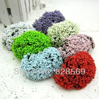 1440pcs Candy box paper flowers Lavender paper flowers DIY handmade accessories high artificial flower Wedding decoration