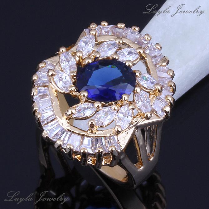 Кольцо Layla Jewelry 18K , & H0040 кольцо zhouyang jewelry r239 18k zyr239
