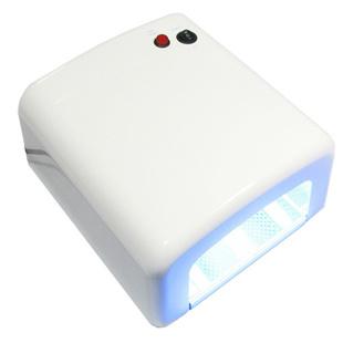 New 2014 Fashional Nail Art Machine 818 Phototherapy Lamp UV Lamp 120 s 36 w Nail Phototherapy Machine Regularly White Color(China (Mainland))