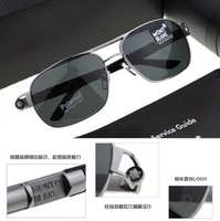 Mb362 male polarized glasses sunglasses fashion sunglasses myopia14050306