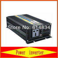 800w pure sine wave solar inverter/ power inverter /home inverter free shipping off 5% for Christmas