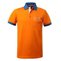 2014 boss  male short-sleeve plus size t-shirt
