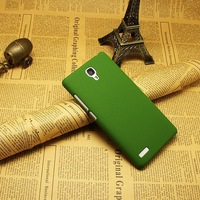 Premium Original Rrosted Hard Back Cover Case for Xiaomi Redmi Note Red Rice Hongmi Note High Quality Mobile Phone Cover Popular