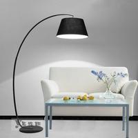 American meike floor lamp living room fishing lamp bedroom lamp bed-lighting loft lamp