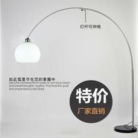 White foot floor lamp living room lights  lamp fishing lamp study lamp