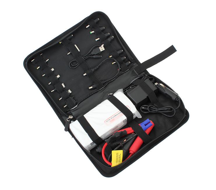 Multifunction jump starter for 12V car mobile phones,laptops(China (Mainland))