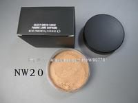 1PCs Beauty Product Cheap MC Brand makeup select sheer loose powder ,mineral face powder 8g foundation free shipping