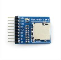 Micro sd module development board sd module sd card connector sd read write module