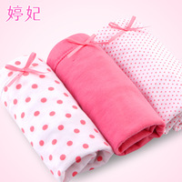3 Pcs/lot.100% Cotton High Waist Adjustable Panties For Maternity Women.Pregnant. Free Shipping