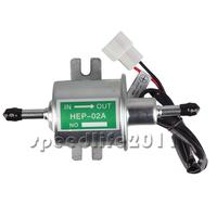 Universal 12V Heavy Duty Electric Fuel Pump High Performance Premum Electric Fuel Pumps Metal Intank Solid Petrol 12V 1.2A